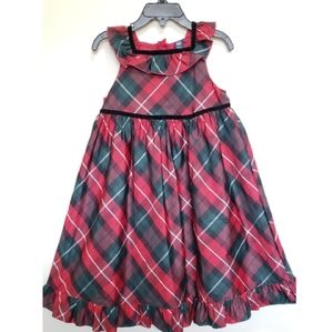 GAP Toddler Holiday Dress